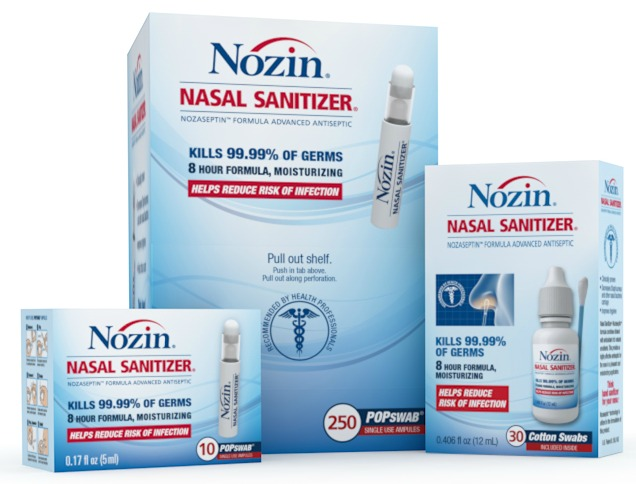 Nozin Box three